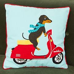 Dog-gone Pillow