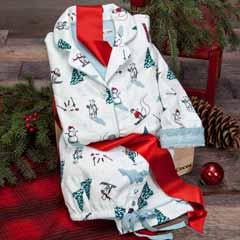Snow Day Pajamas