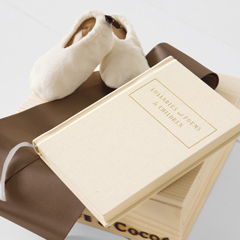 Booties & Lullaby Book