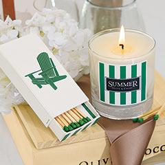 Summer Candle Set