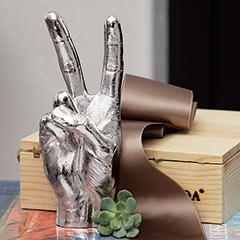 """""""Peace"""" Sculpture"""