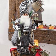 Snowshoe Santa