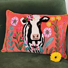 Bessie Belle Pillow