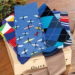 Surfin' Socks Crate