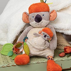 Kacey Koala & Blankie