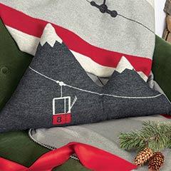Alpen Ski Lift Pillow