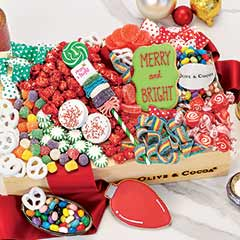 """""""Merry & Bright"""" Sweets"""