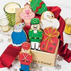 Nutcracker Cookie Crate