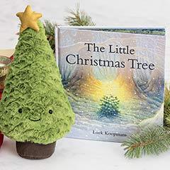 Happy Little Tree & Storybook