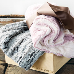 Luxe Cuddle Blanket