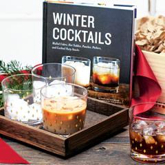 Winter Cocktails Set