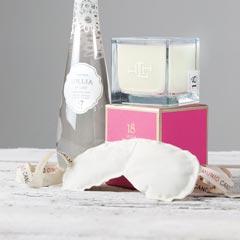 Magnolia Fleur Bath Crate