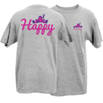 Peace Frogs Happy Frog Short Sleeve T-Shirt