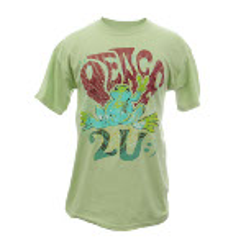 Peace Frogs Adult Peace 2 U Short Sleeve T-Shirt