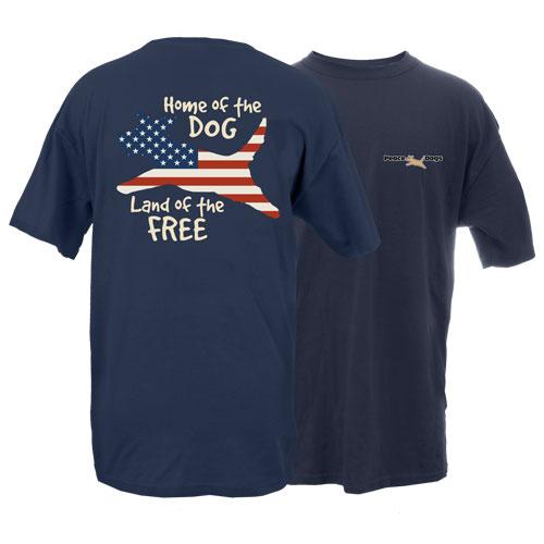 American Dog Peace Dogs Short Sleeve T-Shirt