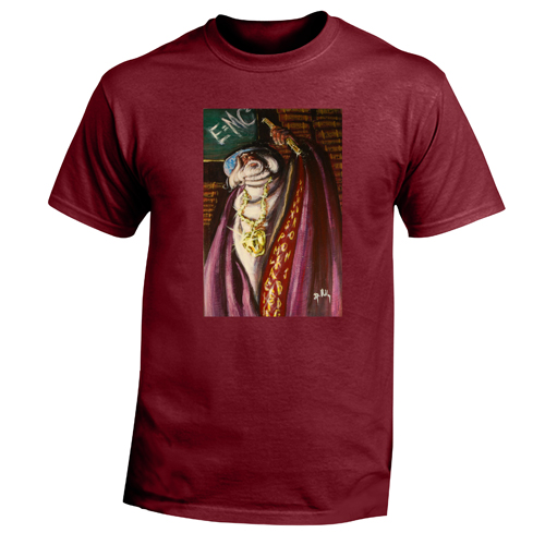 Beyond The Pond Adult Scholar Wizard Short Sleeve T-Shirt