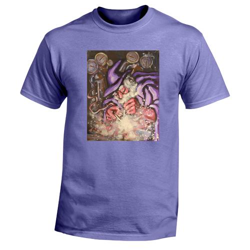 Beyond The Pond Adult Welder Wizard Short Sleeve T-Shirt