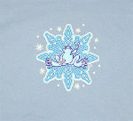Peace Frogs Junior Let It Snow Long Sleeve T-Shirt