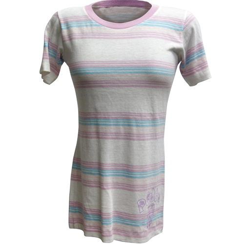 Peace Frogs Junior PF Van Stripe Short Sleeve T-Shirt