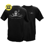 Peace Frogs Adult Rest In Peace Short Sleeve T-Shirt