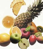 Four Seasons of Fruit