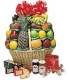 The Big Hurrah Gourmet Fruit Basket
