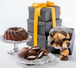 Chocolate Lovers' Dream Dessert Assortment