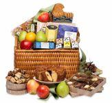 Notable Noshables Gourmet Gift Basket