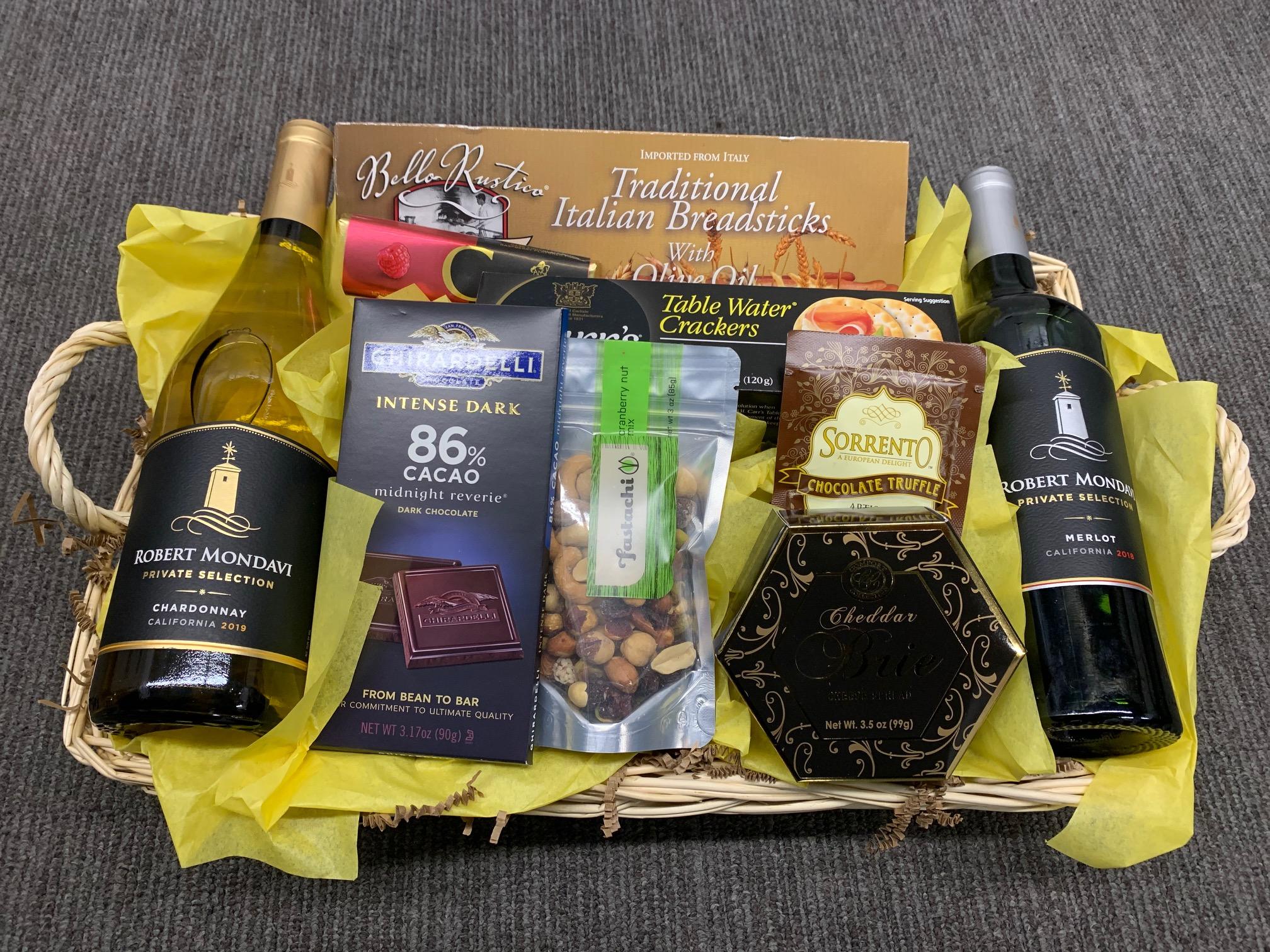 Royal Treat Gift Basket