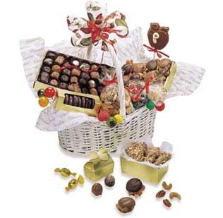 Chocolate Concoction Basket