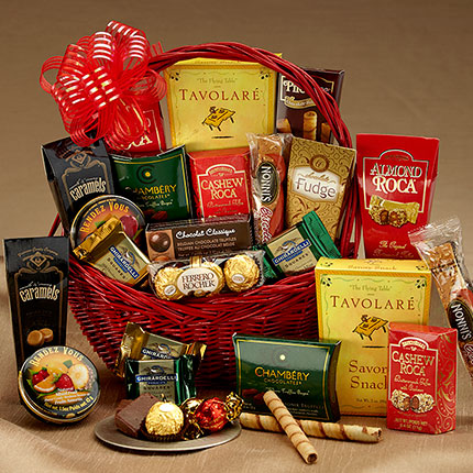 Casablanca Gift Basket
