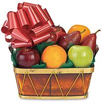 Fruit Drum Basket