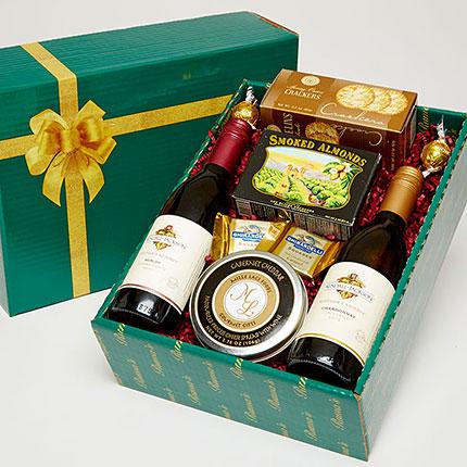 Kendall-Jackson Petite Wine & Gourmet Gift Box