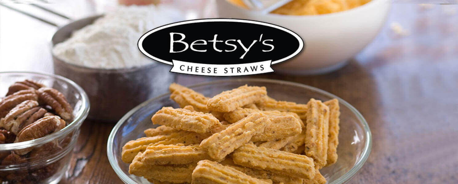 Betsy's Cheese Straw
