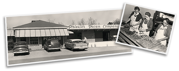 The Original Priester's Pecans Store