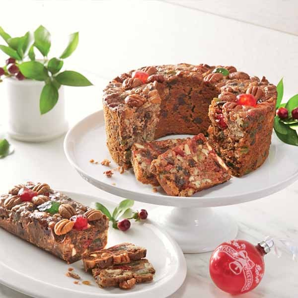 Priester's Pecan Fruit Cake