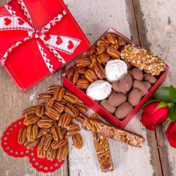 """Be Mine"" Valentine's Day Gift Box"