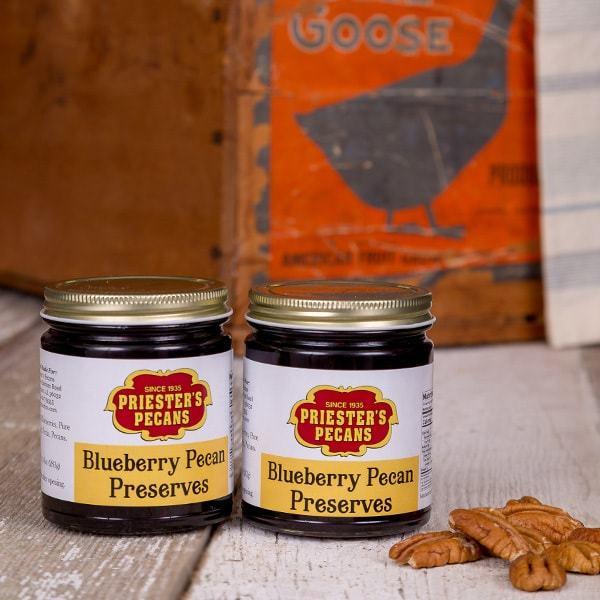 Blueberry Pecan Preserves