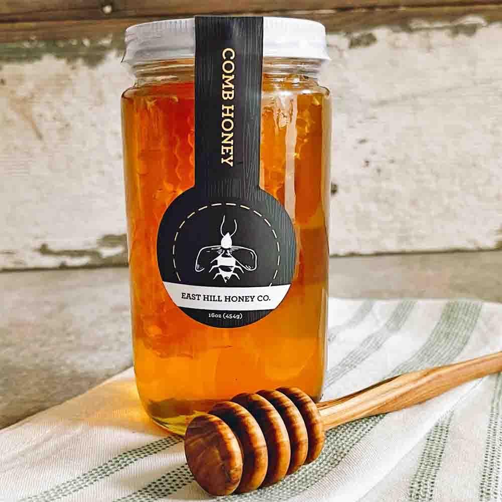 East Hill Honey Co. - Comb Honey