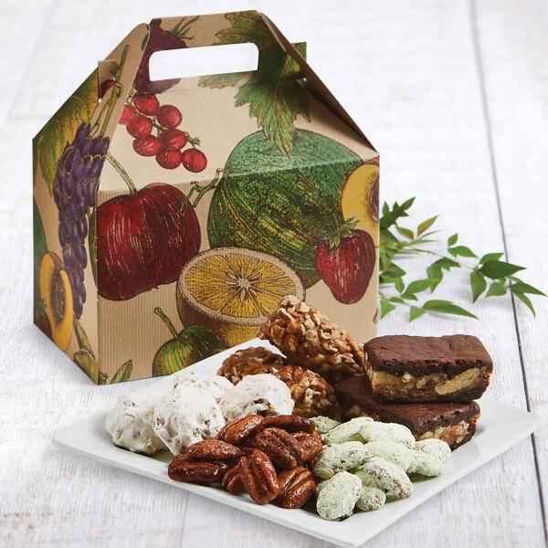 Delightful Treats Gift Box Sampler