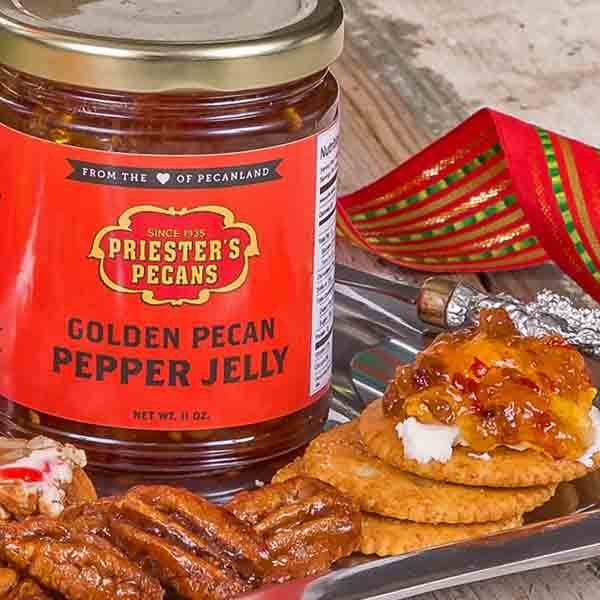 Pecan Pepper Jelly - 2 Jars