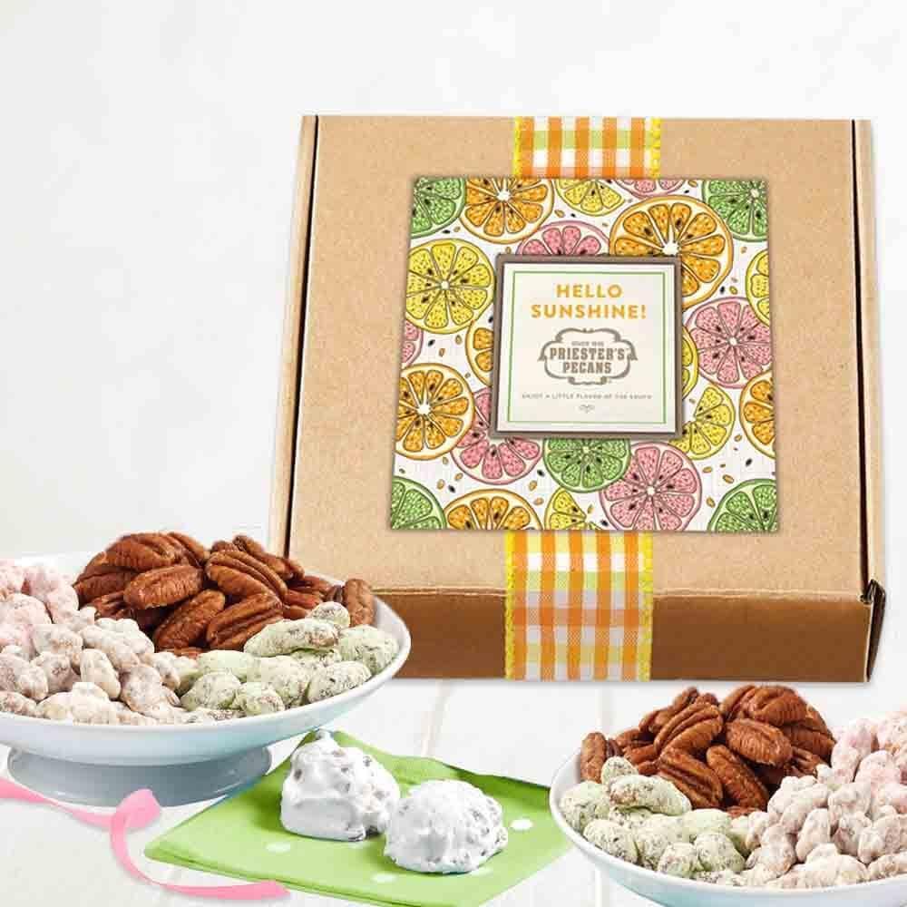 Hello Sunshine - Grazing Gift Box