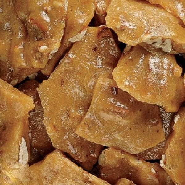 Pecan Brittle - 2 Pounds (Economy Pack)