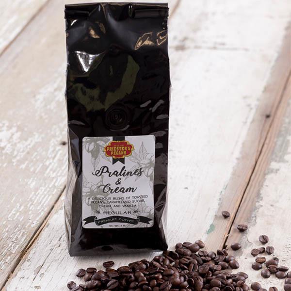 Pralines and Cream Coffee - 1 lb. Ground