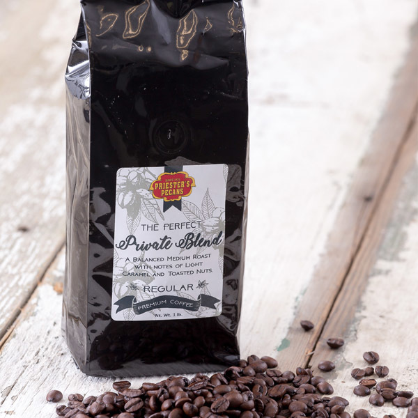 Priester's Private Blend Coffee - 1 lb. Ground