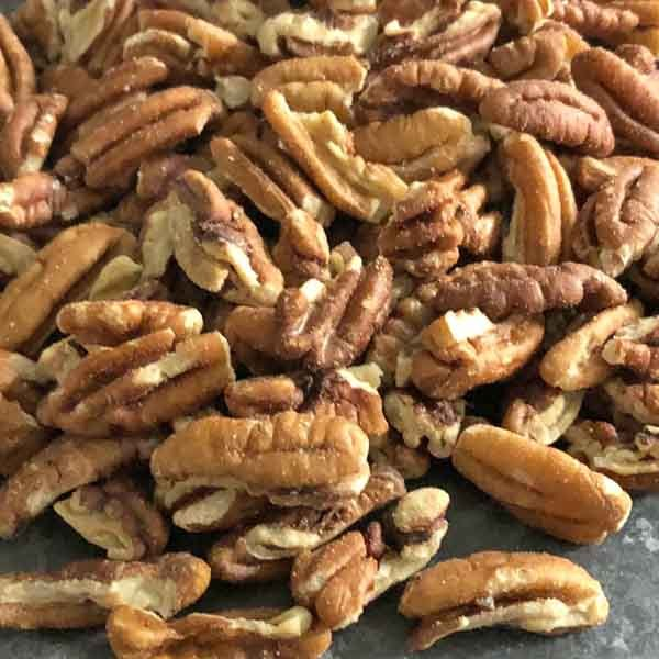 Roasted & Lightly Salted Pecan Pieces