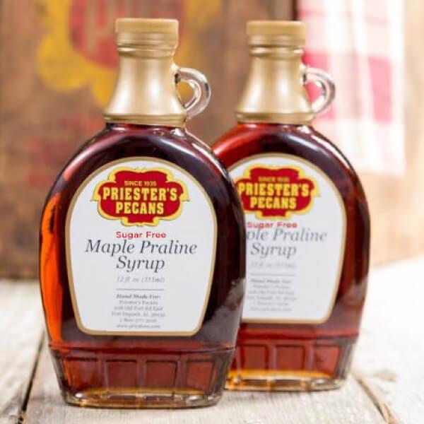 Sugar Free Maple Praline Syrup