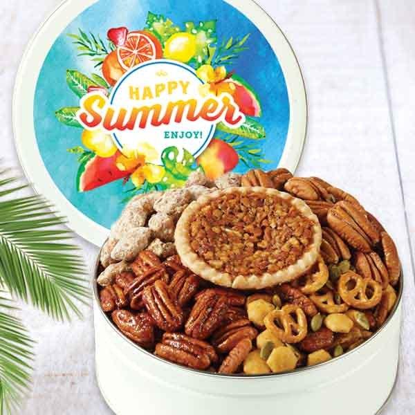Happy Summer Delight Gift Tin