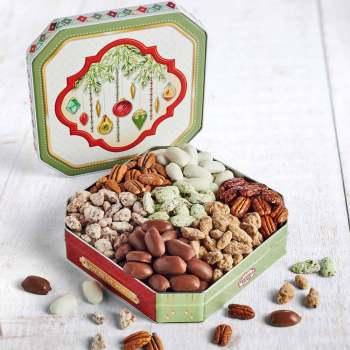 Seven Pecan Favorites - Festive Ornaments