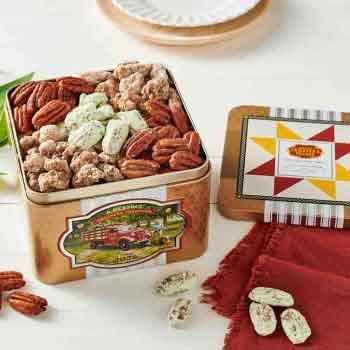 Southern Classic Pecan Gift Tin